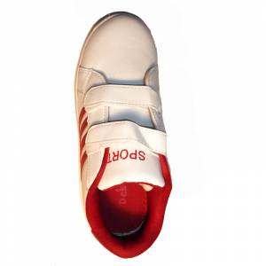 Imagen Blano-rojo ZAPD Zapatilla deporte niño Blano-rojo Talla 34